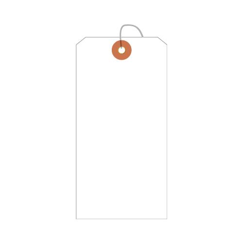 ササガワ [タカ印] ユポ荷札 大 1000枚(50枚帯×20束)入 25-1230