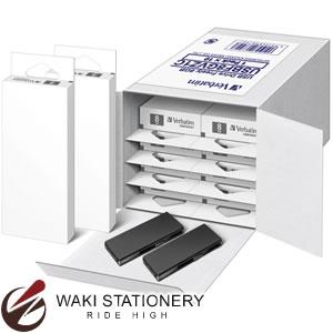 三菱化学メディア USBフラッシュメモリ フリーデザインタイプ 10個入 8GB 黒 USBF8GVZ1C