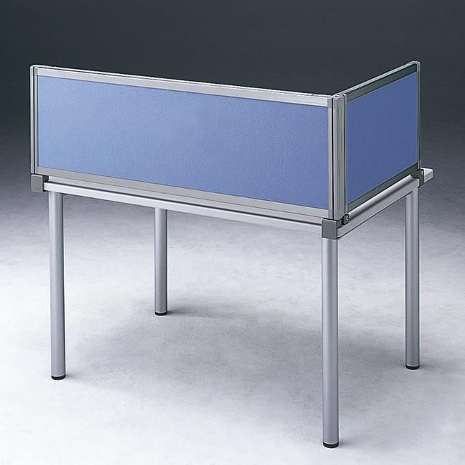 サンワサプライ デスクパネル W665mm OU-04SDCA3006 ブルー OU-04SDCA3006 [OU-04SDCA]