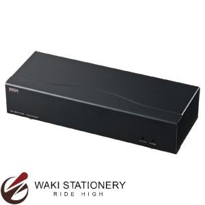 サンワサプライ フルHD対応DVIディスプレイ分配器 4分配 VGA-DVSP4 [VGA-DVSP]