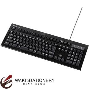 サンワサプライ メカニカルキーボード SKB-MK2BK ブラック SKB-MK2BK