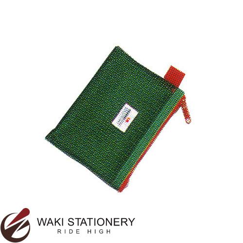 雲州堂 ノータム・ハーフネットミニ カードサイズ(大) レッド NK-45-R [NK-45] / 50セット