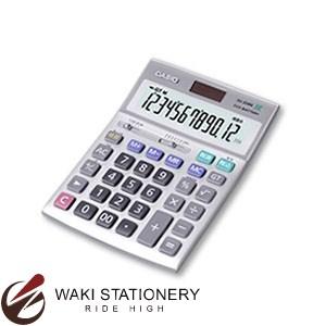カシオ デスク型電卓 12桁 DS-20WK