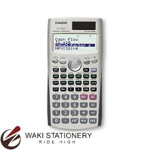 カシオ 関数金融電卓 10桁 FC-200V-N