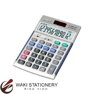 カシオ ジャスト型電卓 10桁 JS-10WK