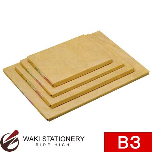 アピカ 学用品 ケント紙 B3 厚口 KENTB3WH / 100セット