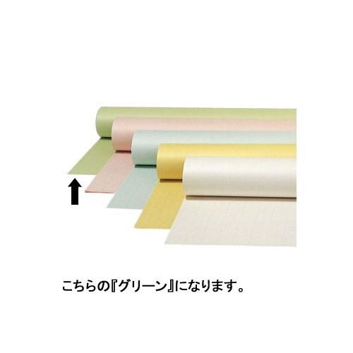 オキナ 全判プロジェクト 方眼罫50mm 50枚巻 グリーン TPZ5GN