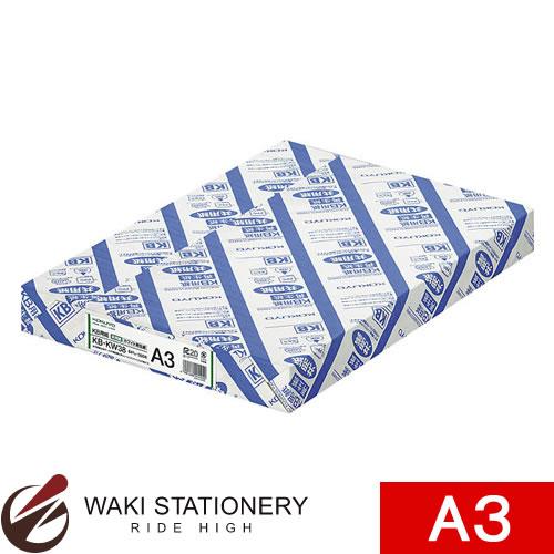 コクヨ KB用紙(共用紙)(ホワイト再生紙) KB-KW38 / 3セット