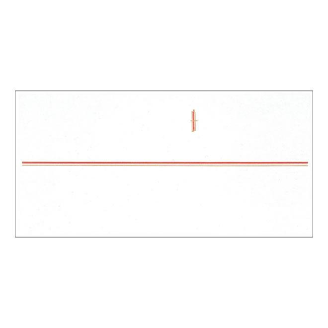 ササガワ [タカ印] 新のし紙 無字 横長大 4-870 / 5セット
