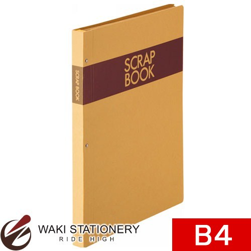 新発売 アルバム 写真 ライオン事務器 スクラップブック 激安通販専門店 15812 B4S No.560
