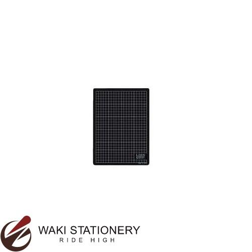 ライオン事務器 メーカー公式ショップ カッティングマット 黒 至上 CM-3011 25683
