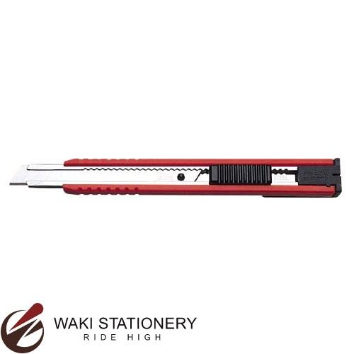 NTカッター 使い易い事務・軽作業用 A-250RP 赤 / 20セット