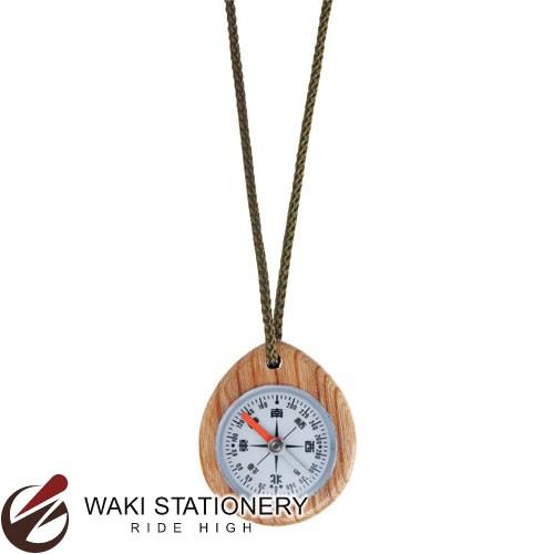 デビカ オイルフロート式方位磁石 ケヤキ 070408 / 10セット
