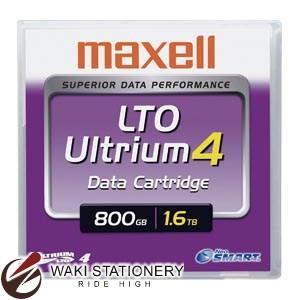 マクセル LTOデータカートリッジ 800GB LTOU4/800 ×J B