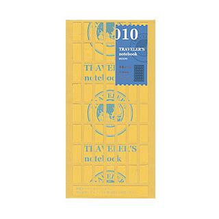 トラベラーズノート TRAVELER'S Notebook リフィル両面シール 販売 パスポート 国内正規品 トラベラーズ レギュラー デザイン文具