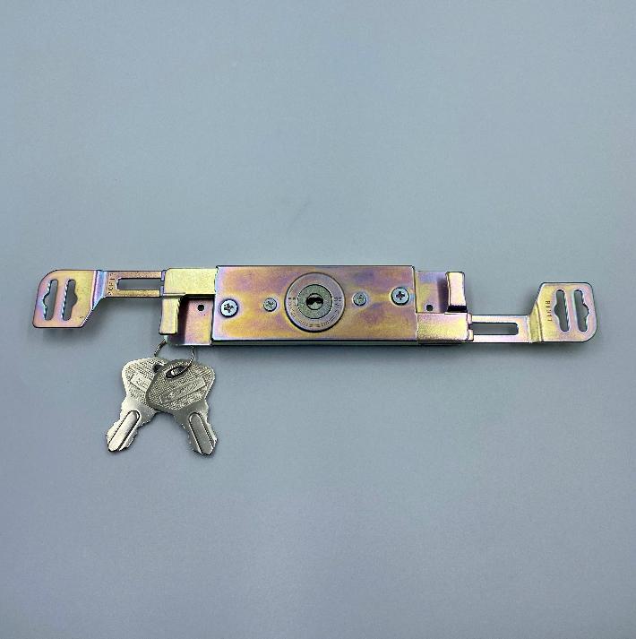 文化シヤッター製旧型ハイロック交換用の鍵です スピード対応 全国送料無料 旧型錠になります 文化シヤッター製ハイロック外錠旧型 最安値 鍵2個付