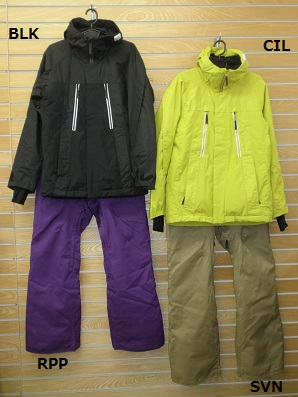 DESCENTE(デサント)スキー、ボードウエア 上下セットDA7-4113、DA7-4513