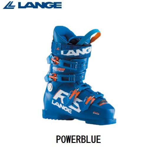 LANGE ラング スキーブーツ RS RACEシリーズ2019-2020モデル RS100SC WIDE