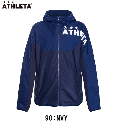 ATHLETA アスレタ 04142 信託 ウェアストレッチトレーニングジャケット2021春夏モデル 買い物