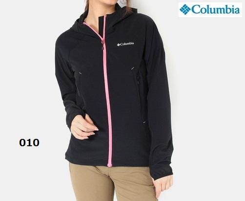 Columbia(コロンビア)タイムトゥートレイルウィメンズジャケットPL3057(001・010)