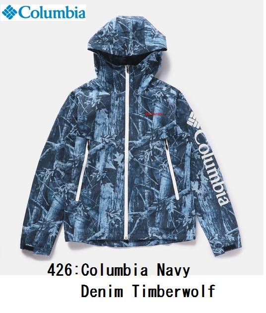 Columbia(コロンビア) ウェアデクルーズサミットパターンドジャケット2019モデル PM3751