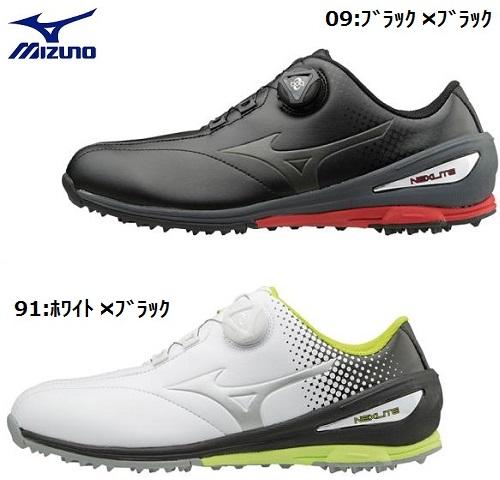 MIZUNO(ミズノ)ゴルフネクスライト004ボア (メンズ)51GM1760(14・27・91)