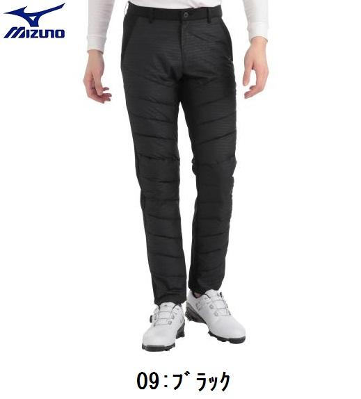 MIZUNO(ミズノ) ゴルフウェア【ブレスサーモ】 テックフィルハイブリッドムーブウォームパンツ 【メンズ】 2019モデル 52MF9507