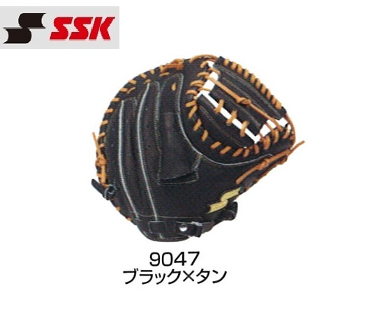 SSK 少年軟式スーパーソフト CM エスエスケイ JR捕手用ミット  SSJM192(9047)