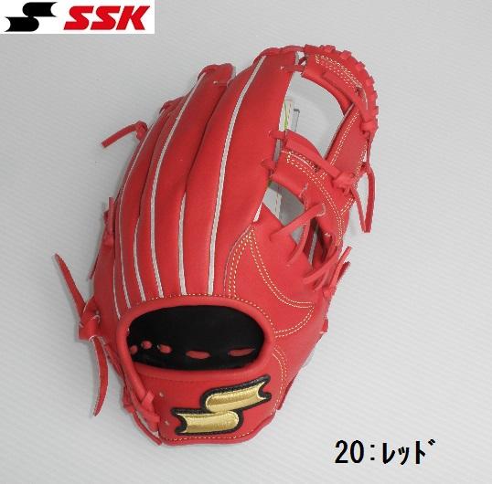 SSKエスエスケイ 軟式野球グラブSuper Soft スーパーソフトシリーズオールラウンド用グラブ レングス/6L2019モデル SSG-950F(20・90)