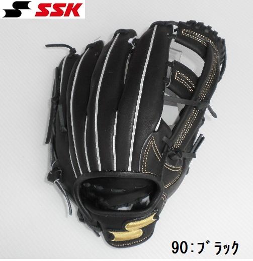 SSKエスエスケイ 軟式野球グラブSuper Soft スーパーソフトシリーズオールラウンド用グラブ レングス/7S2019モデル SSG-960F(90)