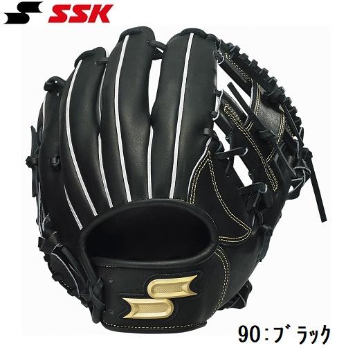 SSK エスエスケイ 硬式グラブPROEDGE プロエッジシリーズ【内野手用/右投げ/サイズ6L】 2020春夏モデル PEK86620