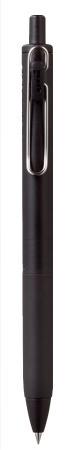 黒は濃くカラーは鮮やかに発色ゲルインクボールペンuni-ball one UMNS38 ワン黒軸UMN-S-38 販売実績No.1 三菱鉛筆ゲルインクボールペン0.38mmボールユニボール 卓抜 メール便対応