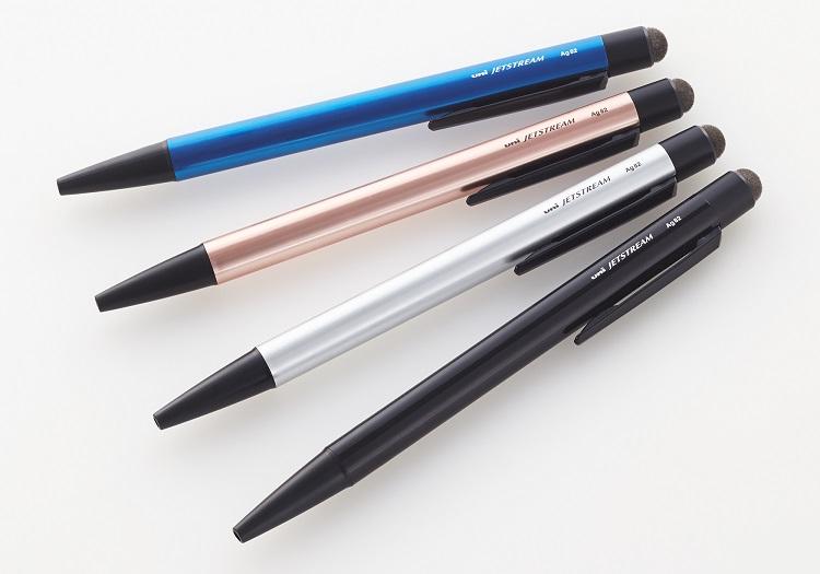 「極めてなめらかな書き心地」を実現したボールペン『ジェットストリーム』にタッチペン機能を搭載!  【メール便対応】単色ボールペンタッチペンSXNT82-350-07ジェットストリーム スタイラス0.7mmボール三菱鉛筆
