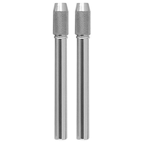 メ可 クツワ 補助軸 評価 シルバー 鉛筆ホルダー RH016 人気ショップが最安値挑戦