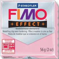 【メ可】ステッドラー CLAY FIMO オーブンクレイ フィモ エフェクト <ローズ> 8020-205