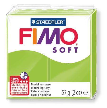 納期遅延中未定 20210719 メ可 受注生産品 ステッドラー CLAY FIMO 8020-50 オーブンクレイ アップルグリーン 買取 ソフト フィモ