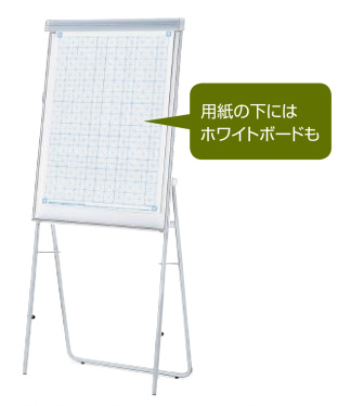 コクヨ イノゲートシリーズ フリップチャート BB-GT32W4W4FCN3