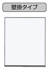 コクヨ ミーティング用ボード 壁掛けタイプ 板面W730×H872 BB-H2325W