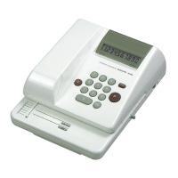 コクヨ 電子チェックライター 10桁 リピート印字 抹消機能 IS-E22
