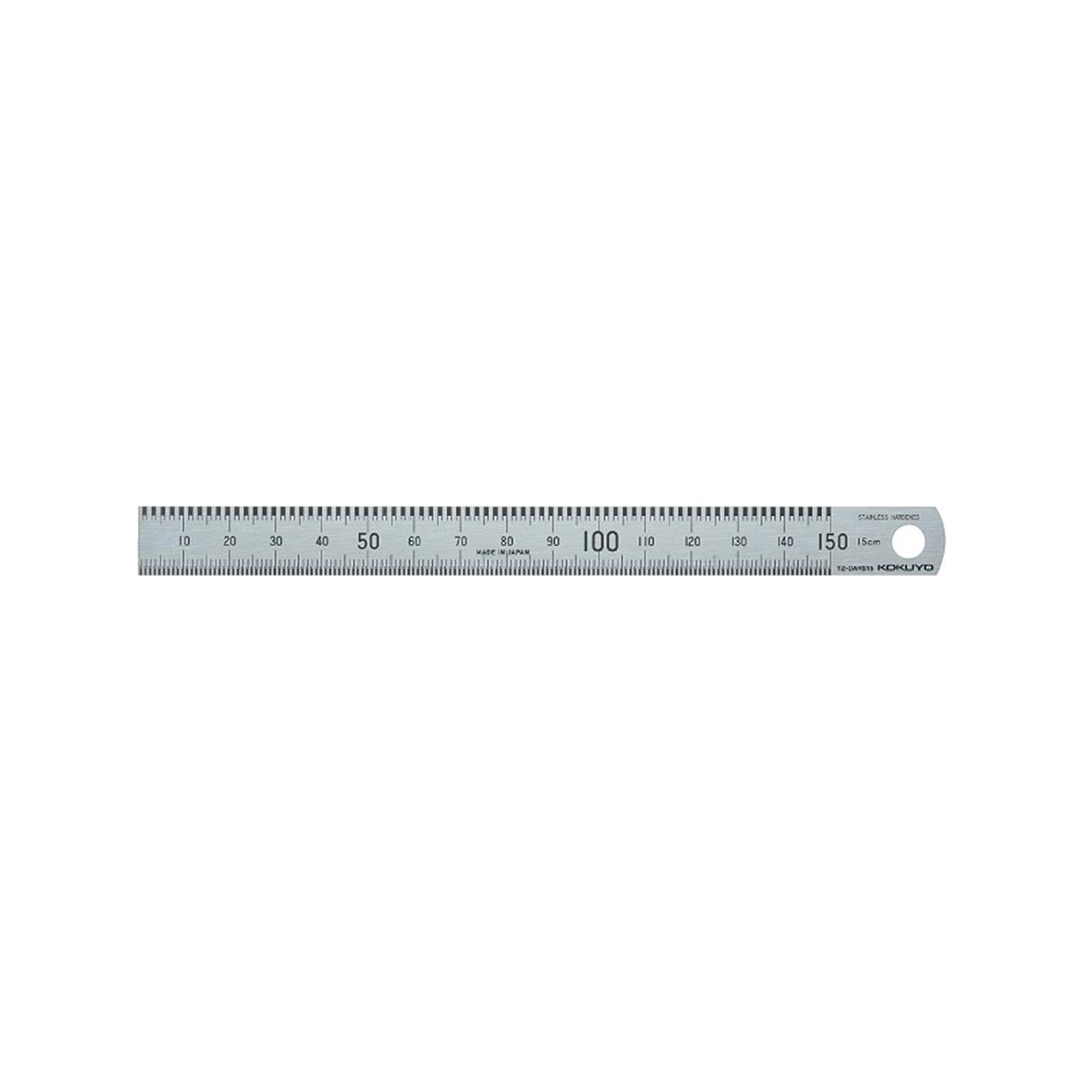 メ可 ●スーパーSALE● セール期間限定 コクヨ 本当の定規 15cm TZ-DARS15 新作続