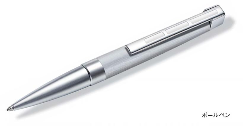 【送料無料(本州のみ)♪】ステッドラー メタルム ボールペン STAEDTLER PREMIUM Initiumcollection Metallum ballpoint pen 9PMM340B-9