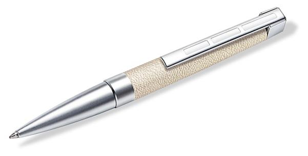 【送料無料(本州のみ)♪】ステッドラー コリウム シンプレックス ベージュ ボールペン STAEDTLER PREMIUM Initiumcollection Corium Simplex ballpoint pen 9PC330B-9