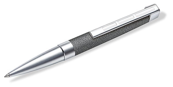 【送料無料(沖縄・離島除く)】ステッドラー コリウム シンプレックス アンスラサイト ボールペン STAEDTLER PREMIUM Initiumcollection Corium Simplex ballpoint pen 9PC3380B-9