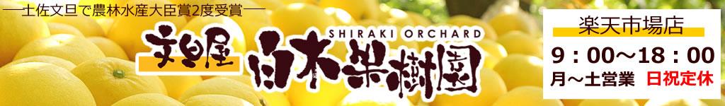 文旦屋・白木果樹園:南国高知で生産されている美味しい果物を産地直送でお届けします。