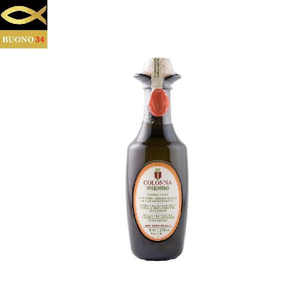 シチリアの太陽の恵みを豊富に受けた有機栽培の果実とオリーブの実を一緒に搾ったオリーブオイル 新作送料無料 コロンナ マンダリンオイル-COLONNA MANDARINO- イタリア 当店は最高な サービスを提供します 250ml モリーゼ州