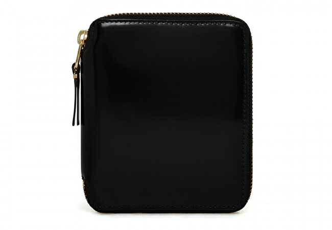 【送料無料】 Comme des Garcons Mirror Inside Full Zip Wallet コムデギャルソン 財布 SA2100MI