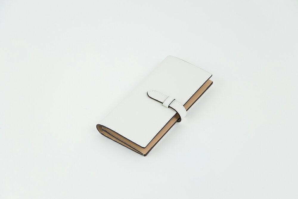 J&M Davidson ELONGATED TAB WALLETジェイアンドエムデビッドソン メンズ レディース レザー 本革 zip ウォレット 財布 折り畳み 二つ折り 10072-7314 ブラック black