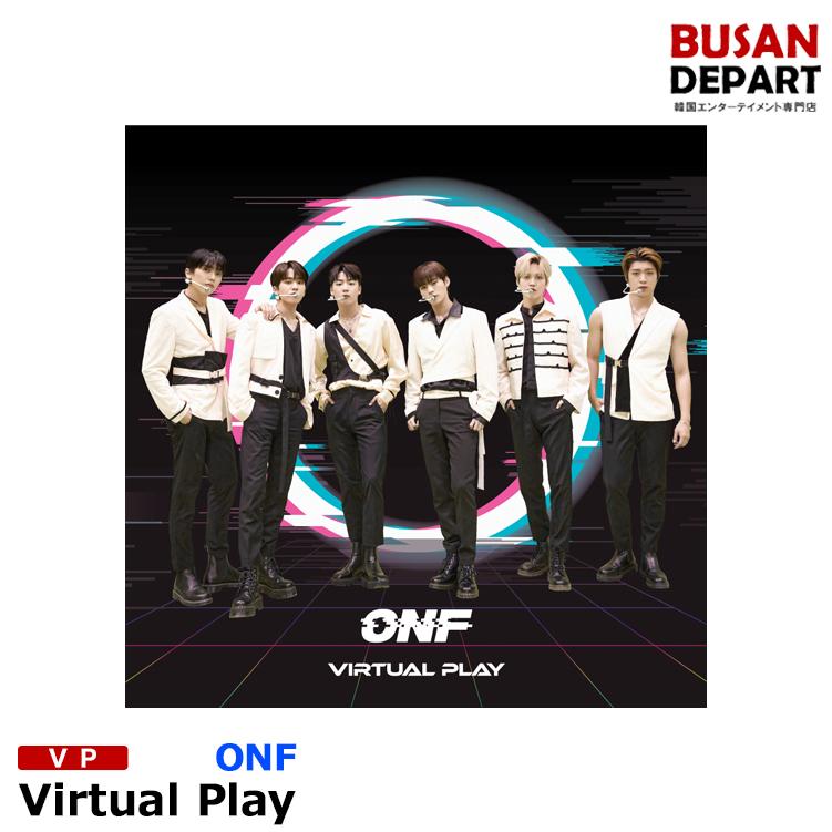 VP ONF テレビで話題 Virtual ついに入荷 送料無料 ポスター終了 Play
