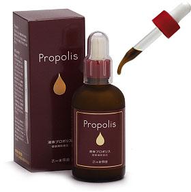 液体プロポリス 健康補助食品 110ml