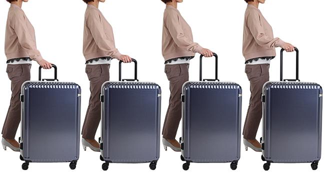 【楽天カードP15倍★7/1(月)限定】エース スーツケース Lサイズ 96L 受託手荷物規定内 ace.TOKYO 05573 トーキョーレーベル パリセイドF フレームタイプ
